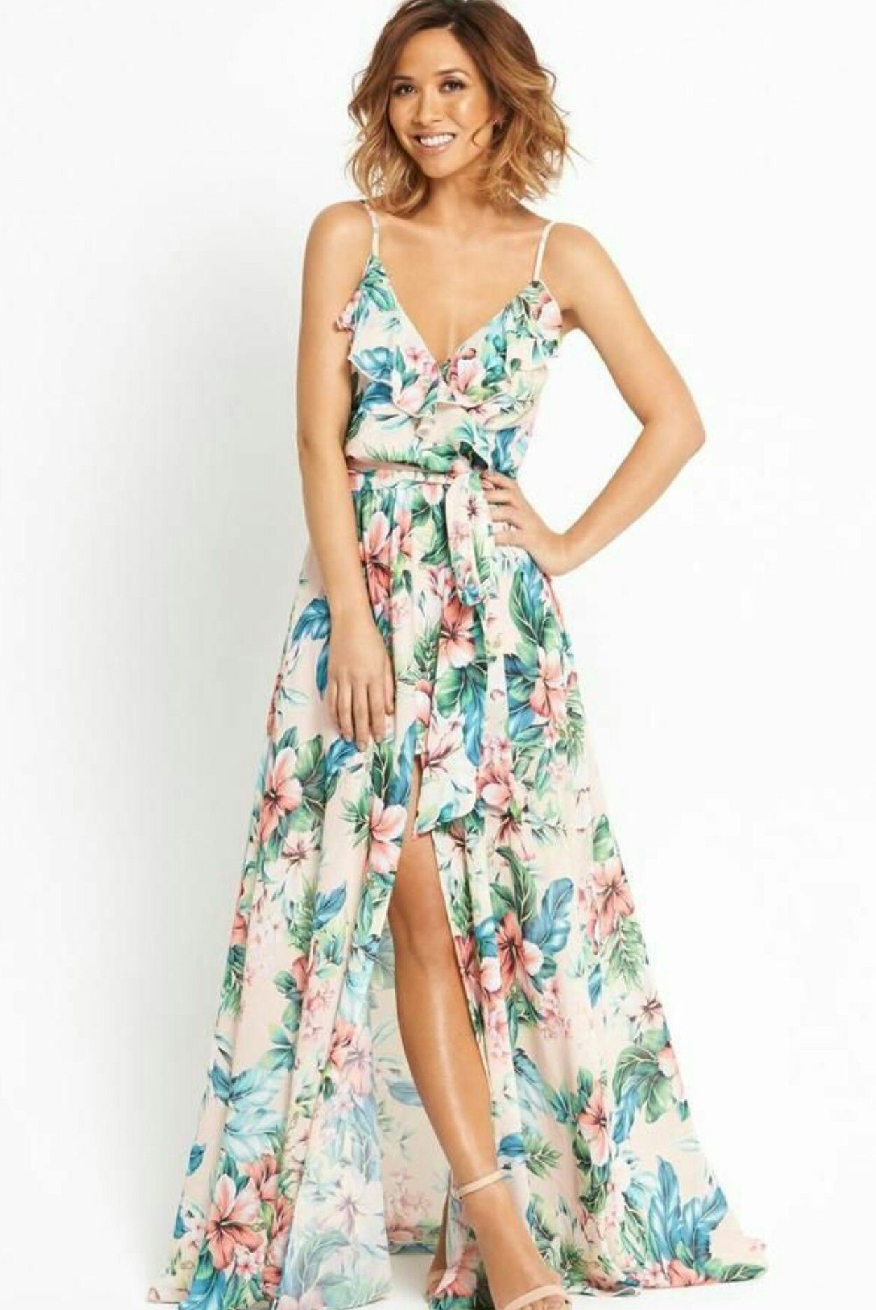 Maxi dresses to wear to a wedding  Bridesmaid dress  exactly what Ium looking for  Want  Pinterest