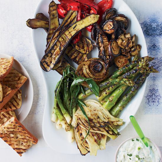 Our 28 Best Vegetarian Grilling Recipes
