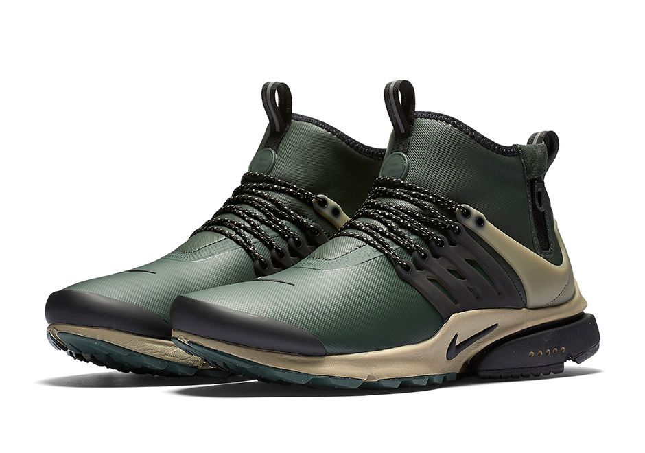 Look Out For The Nike Air Presto Mid Utility In November