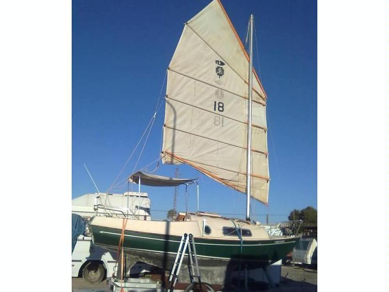 NEWBRIDGE COROMANDEL JUNCO BIQUILLA TITULIN in Pto Dptivo Marina de Dunas | Sailboats used 15251