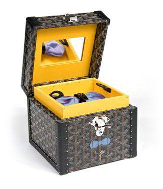 goyard jewlery box!!!