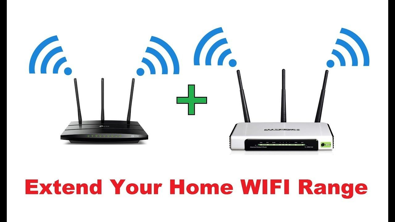 How to extend your wifi range with another router Wifi
