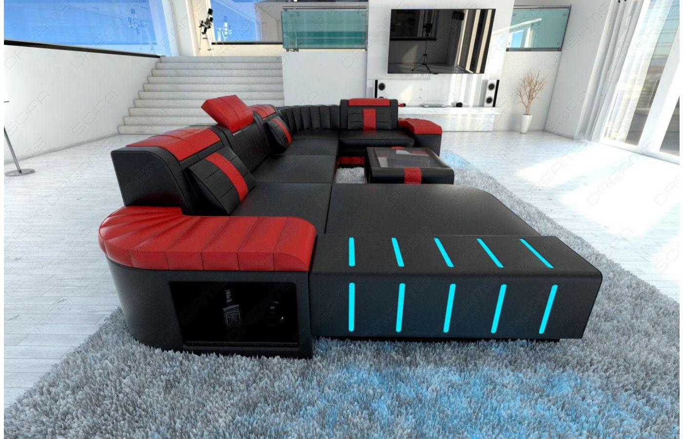 Leder Wohnlandschaft Bellagio Sofas Pinterest Sofa