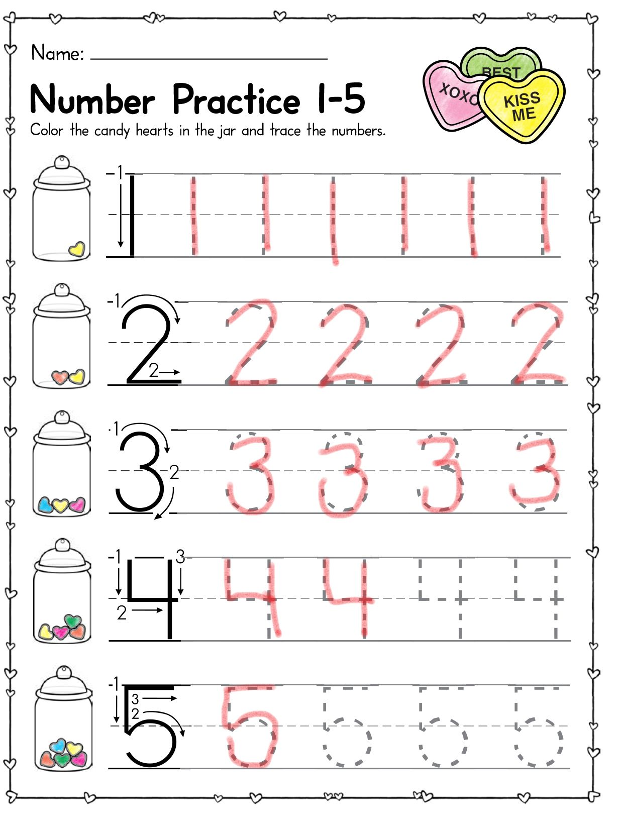 February Math And Literacy Pack Valentine S Day