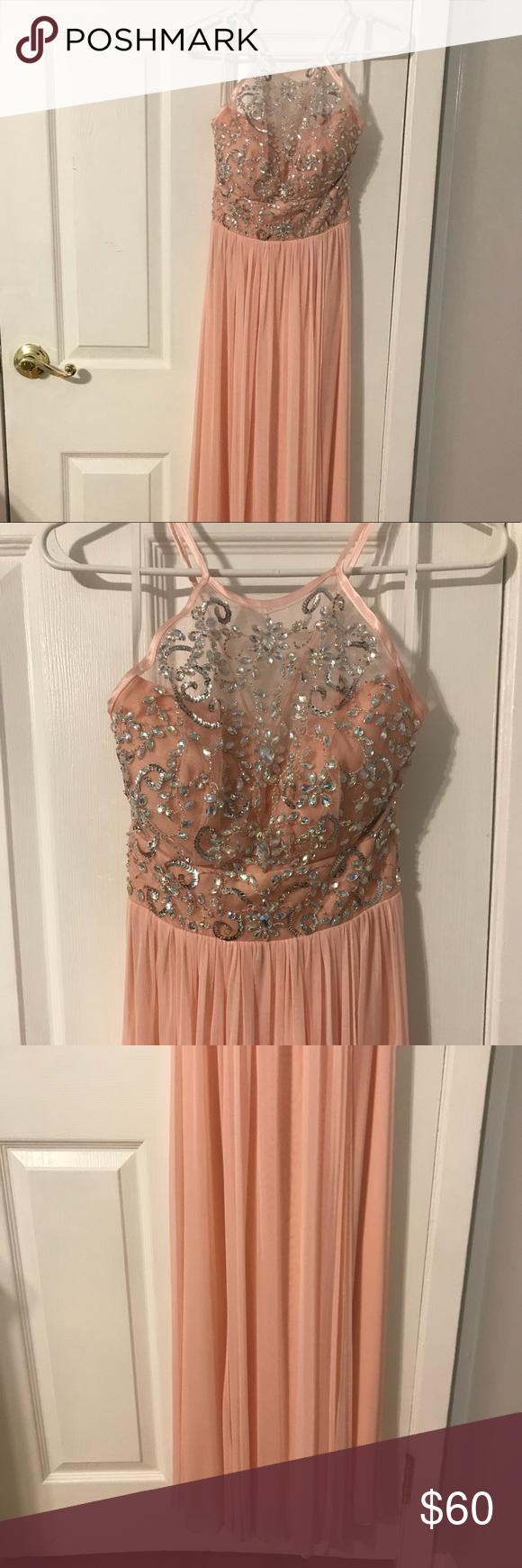 Long light pink prom dress long lights windsor fc and dress prom