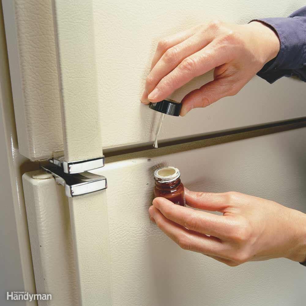 Appliance Touchup Paint HomeAppliancesTheFamilyHandyman Home