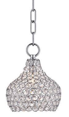 Pretty pendant that would catch the sunlight