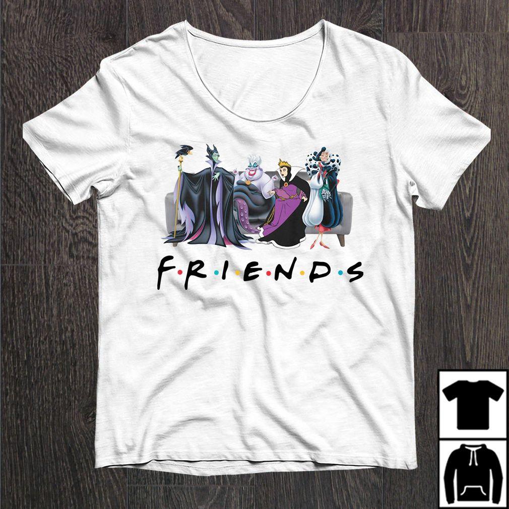 Disney Villains Friends Shirt Disneyvillains Disney Villains Friends Shirt In 2020 Disney Villain Shirt Friends Shirt Disney Villains