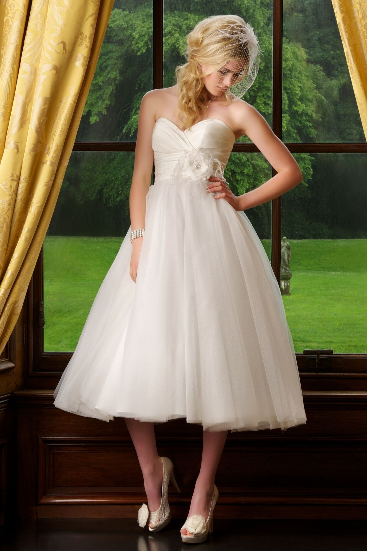 Wedding ivory dress  Style W PETUNIA  Wedding Dresses  Pearl Collection  Pearl