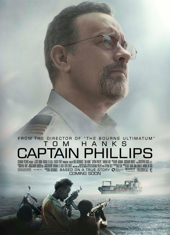 Captain Phillips Paul Greengrass 2013 Peliculas Cine Posters Peliculas Peliculas