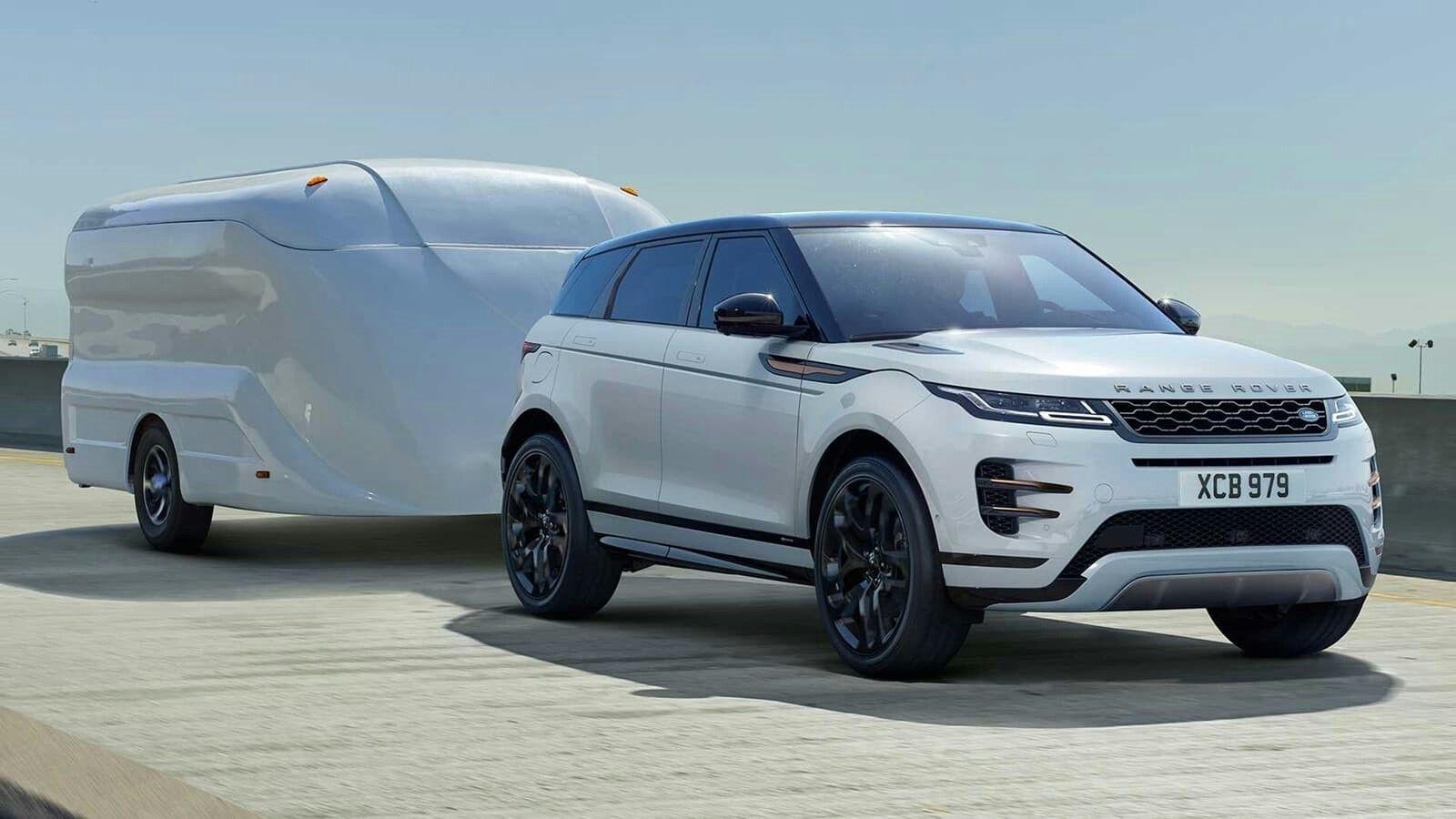 Range Rover Evoque 2019 White Carros Y Motos Camionetas Vehiculos