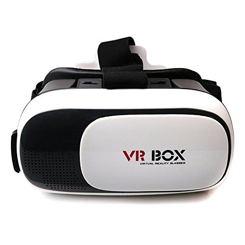 959ad4d0f414 Glantop VR BOX 20 Ajustable 3D Virtual Reality Glasses for 476 IOS iPhone  Android Smartphones