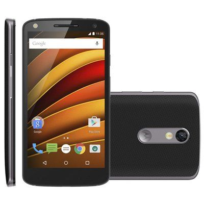 [Colombo] Motorola Moto X Force Preto 64GB - R$ 1999 até 10x