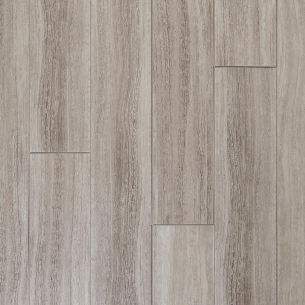 Nucore Gray Tile Plank With Cork Back 6 5mm 100376854 Floor And Decor