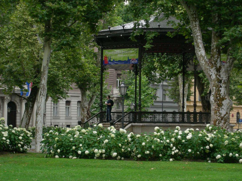 Zrinjevac Park Zagreb Zagreb Zagreb Croatia Croatia