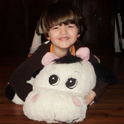 Large Stuffed Animals For Kids Giant Stuffed Cow Review Babies