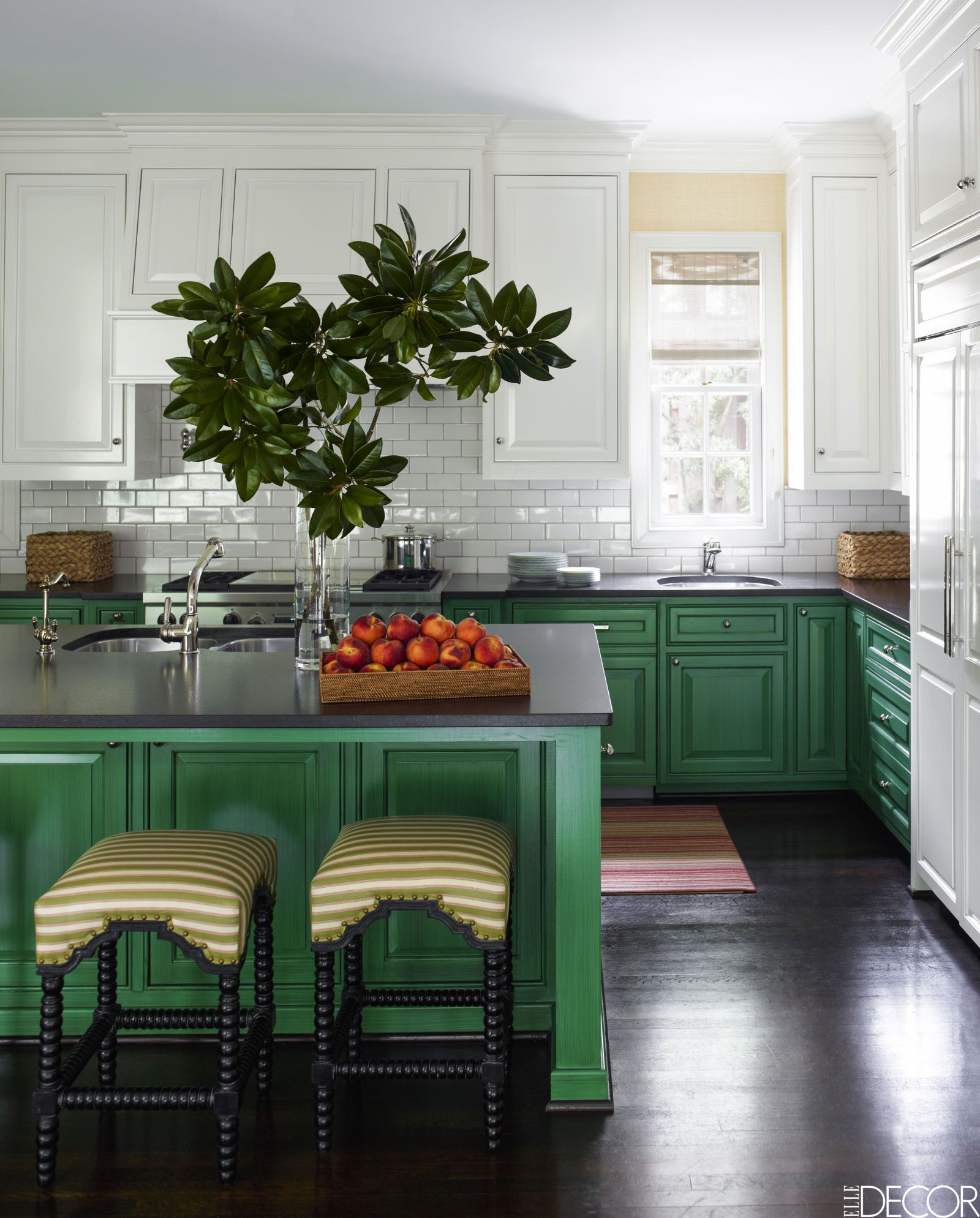 HOUSE TOUR: Color Takes Center Stage In A Bold Houston Home ...