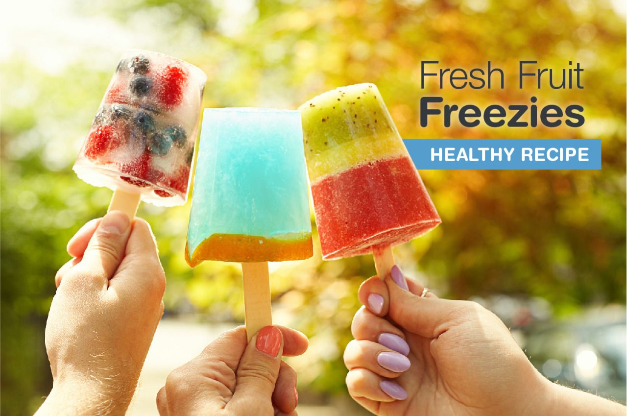 Walgreensstaywell homemade popsicles popsicle recipes