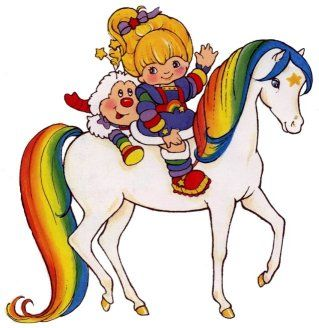 Loved rainbow brite!