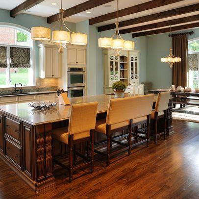 die besten 25 k che esszimmer ideen auf pinterest k che ess wohnzimmer k chenesstische und. Black Bedroom Furniture Sets. Home Design Ideas