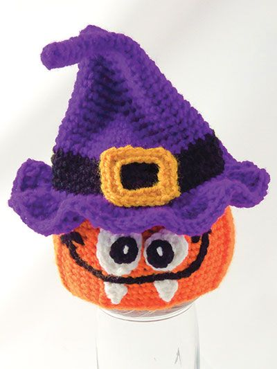 Pumpkin Witch Hat Easy Level Sizes Nb To Adult On Sale 25