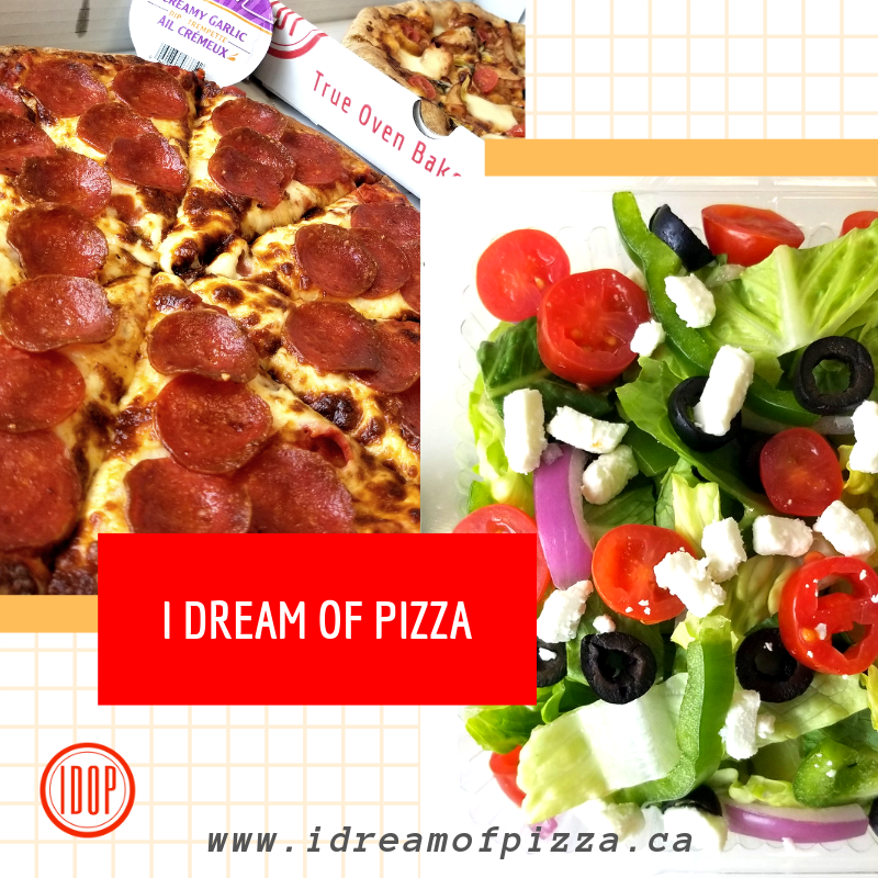Pizza By I Dream Of Pizza Serving Sherwood Park And Edmonton Order Now Www Idreamofpizza Ca Or Call 7805703331 Salads Edmonton I Dream Of Pizza Ad Pizza Pizza Bake Good Pizza
