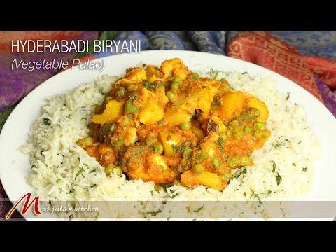 Hyderabadi biryani vegetable pulao manjulas kitchen indian hyderabadi biryani vegetable pulao manjulas kitchen indian vegetarian recipes forumfinder Image collections