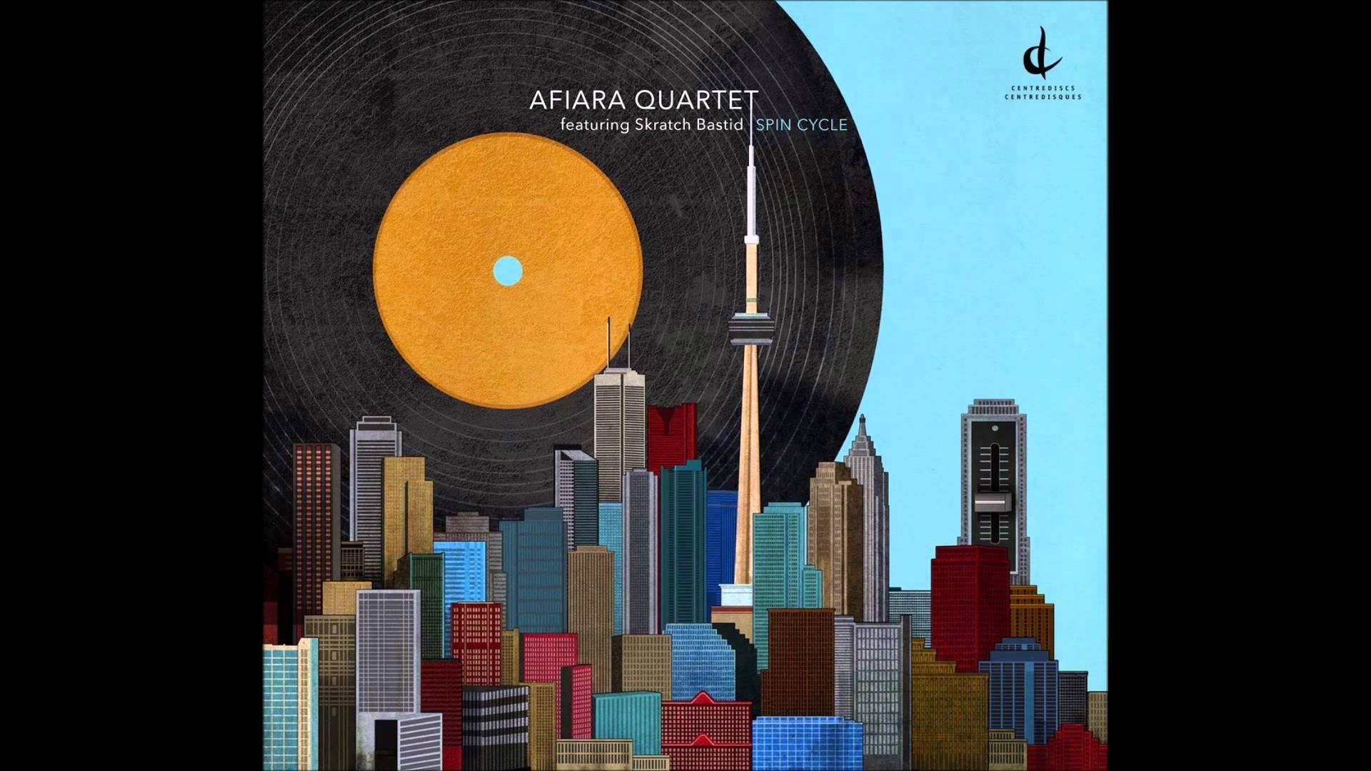 Dirty Laundry, Heavy Load - Afiara Quartet & Skratch Bastid
