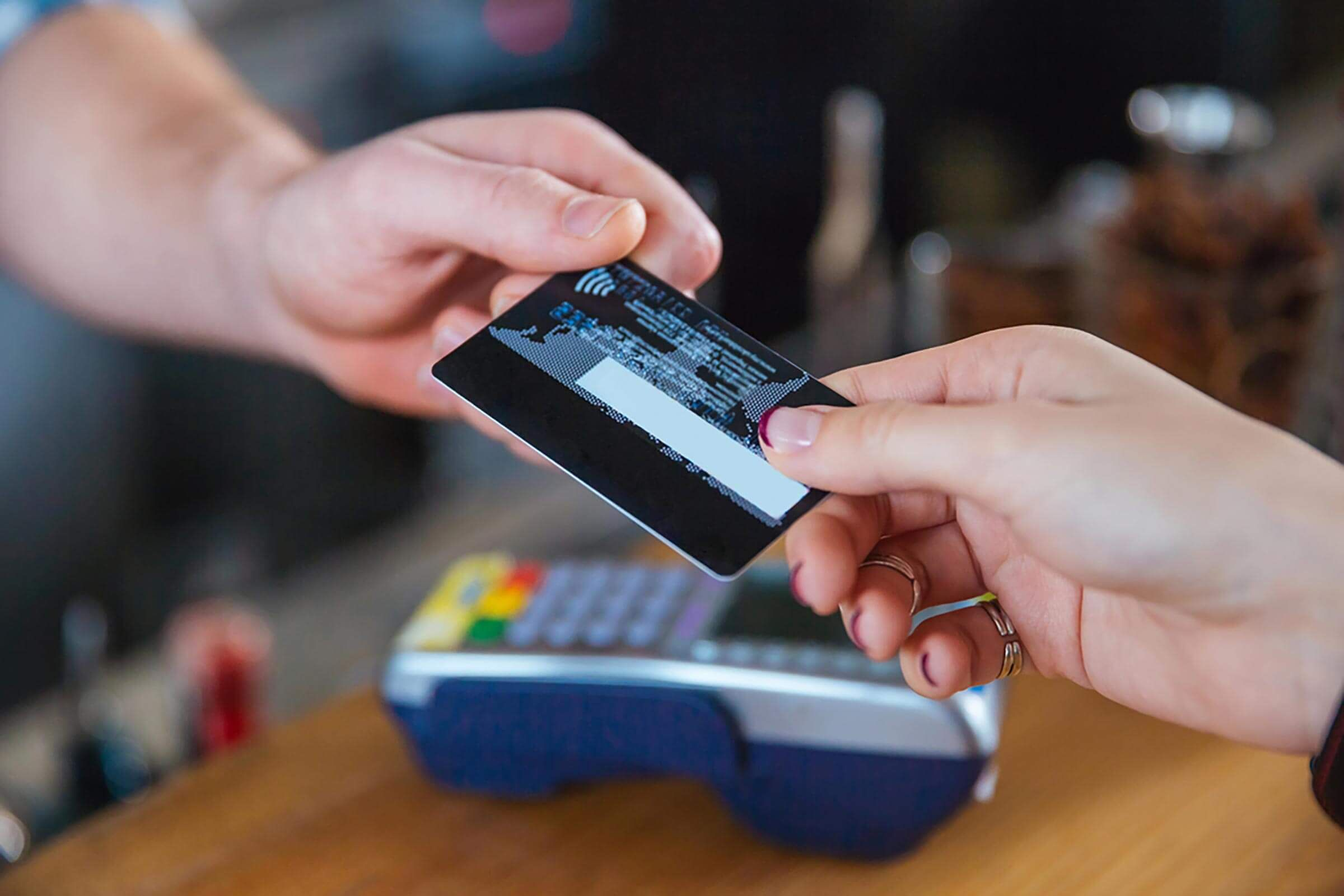 13 Things Credit Card Companies Know About You Bank card