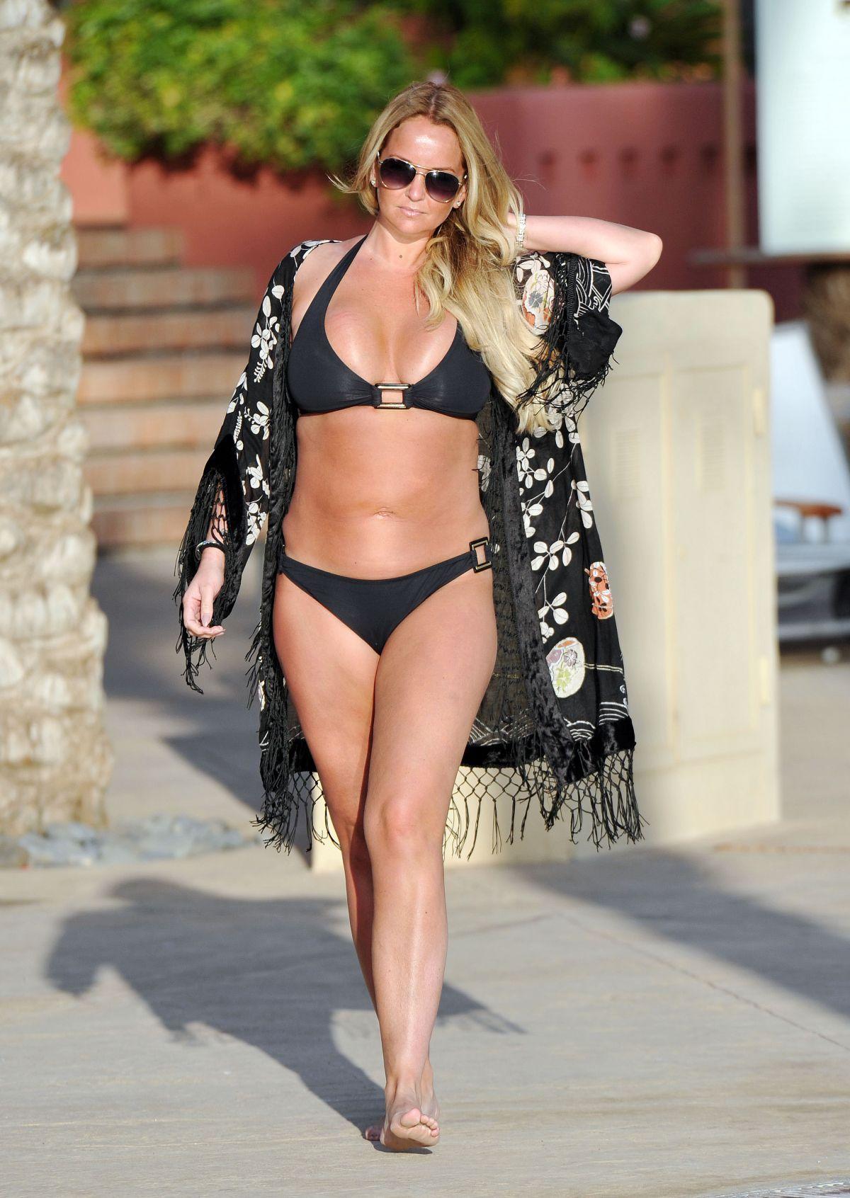 Jennifer ellison bikini phrase, matchless)))