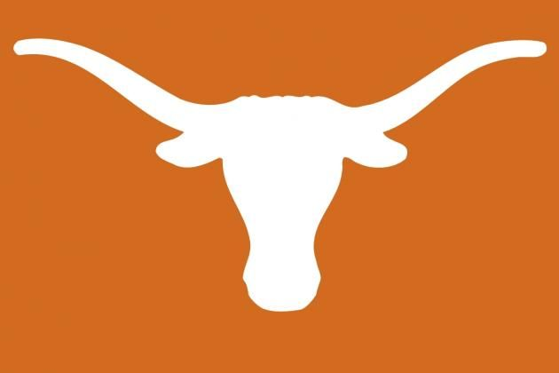 Power Ranking The Top 15 College Football Logos College Football Logos Texas Longhorns Football Logo