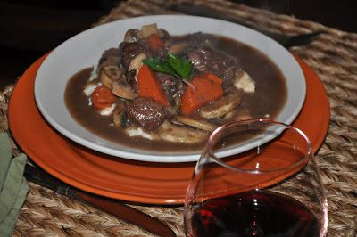 A Gluten-Less Foodie: Beef Bourguignon