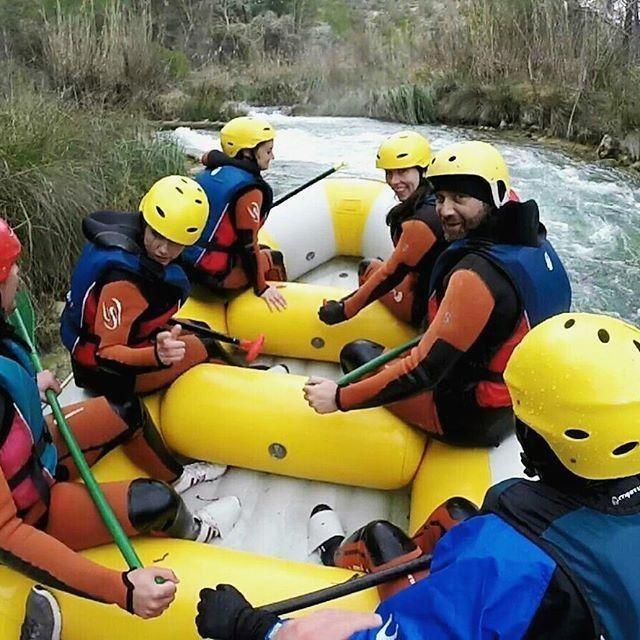 Equipamiento para turismo de aventura