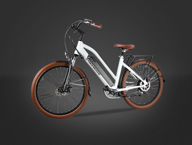 An Electric Bike At Its Core Is A Regular Push Bike They Just