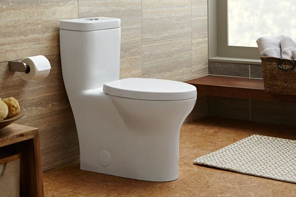 One-piece toilet in a home's bathroom (scheduled via http://www.tailwindapp.com?utm_source=pinterest&utm_medium=twpin&utm_content=post17533568&utm_campaign=scheduler_attribution)