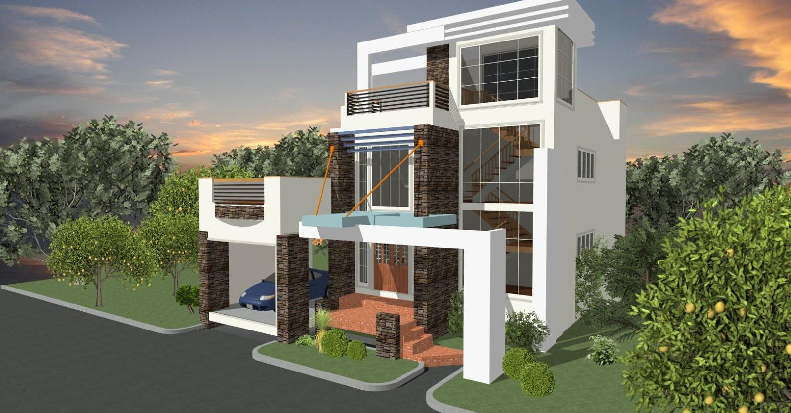 Model house design in the philippines house plans and ideas