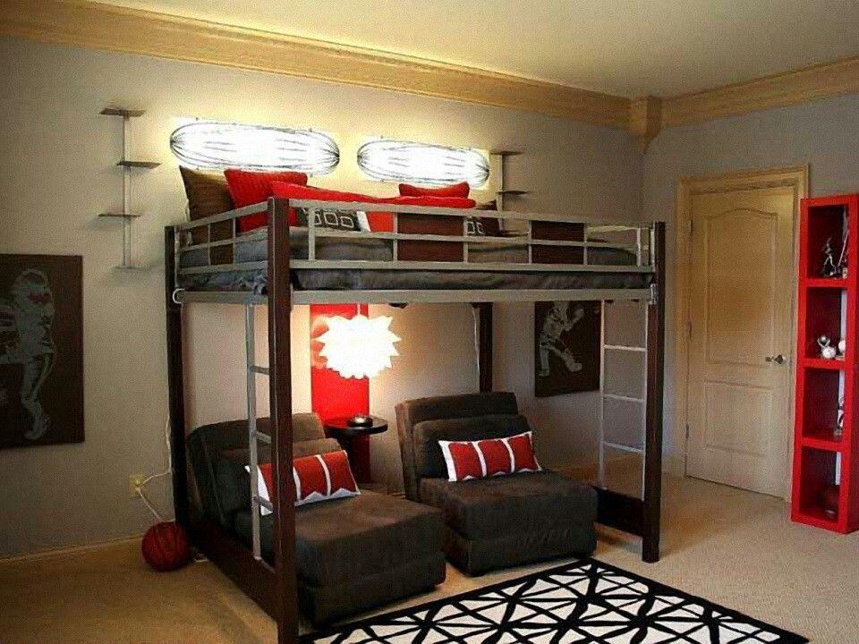 Junge Jugendzimmer, Ideen Für Kinderzimmer Jungen, Kinderzimmer (jungen),  Kinderzimmer, Schlafzimmer Ideen, Jungen Raumdekor, House Ideas,  Schlafzimmer