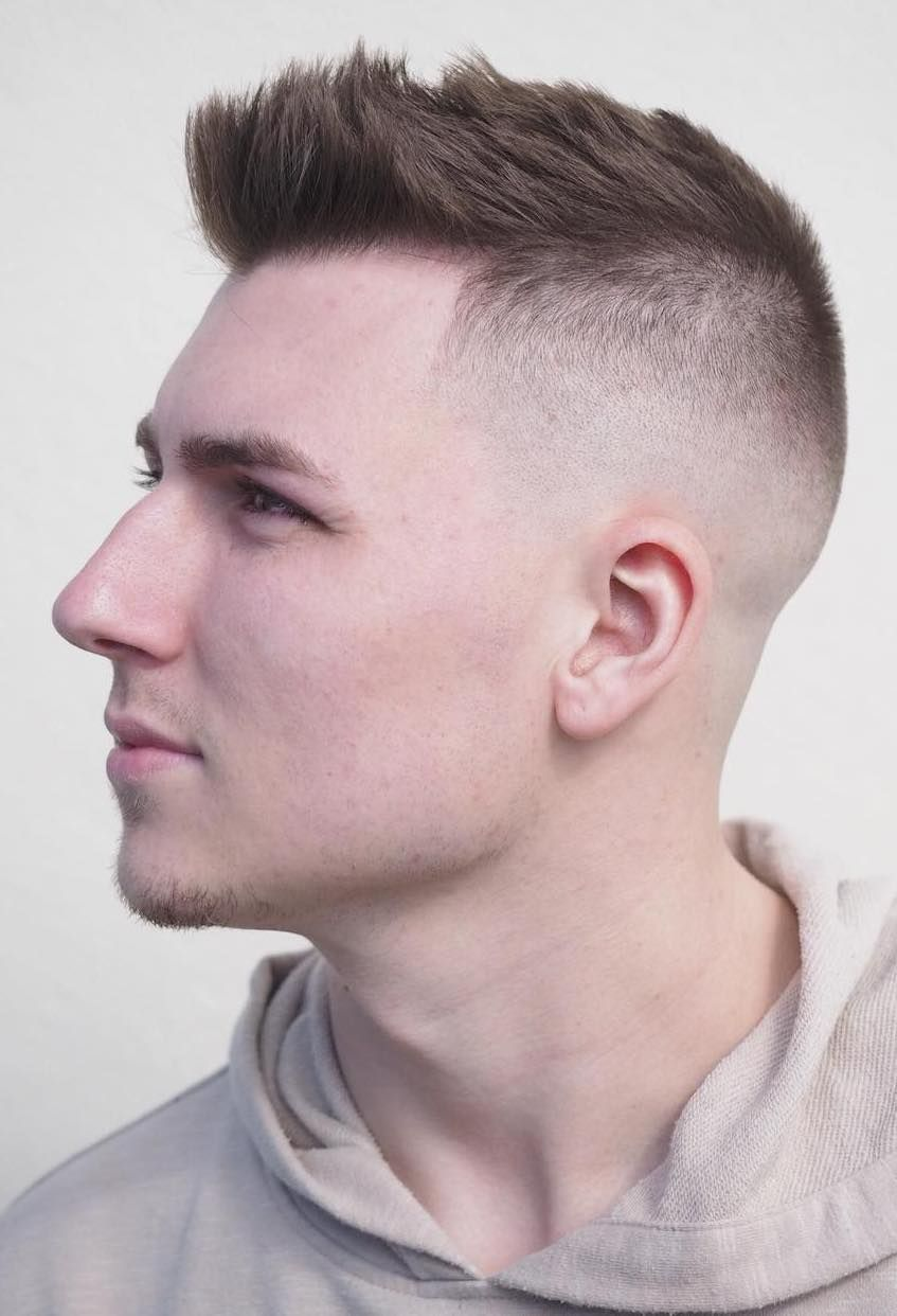 18 Hairstyles for Men With Thin Hair Add More Volume   Mens ...