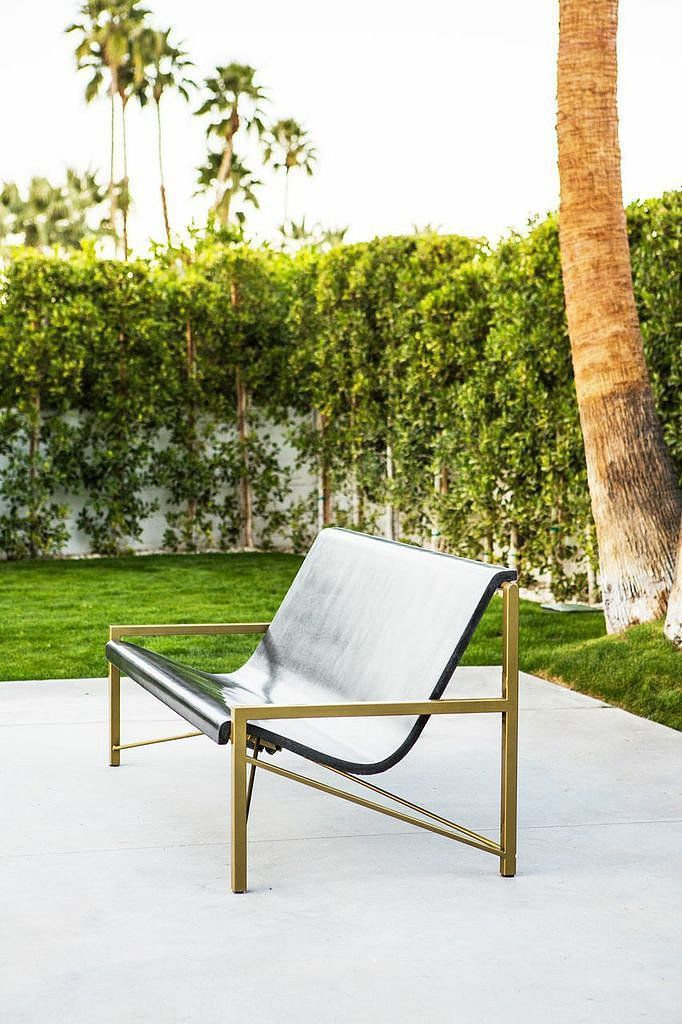 This Heated Outdoor Furniture Line Changes Everything