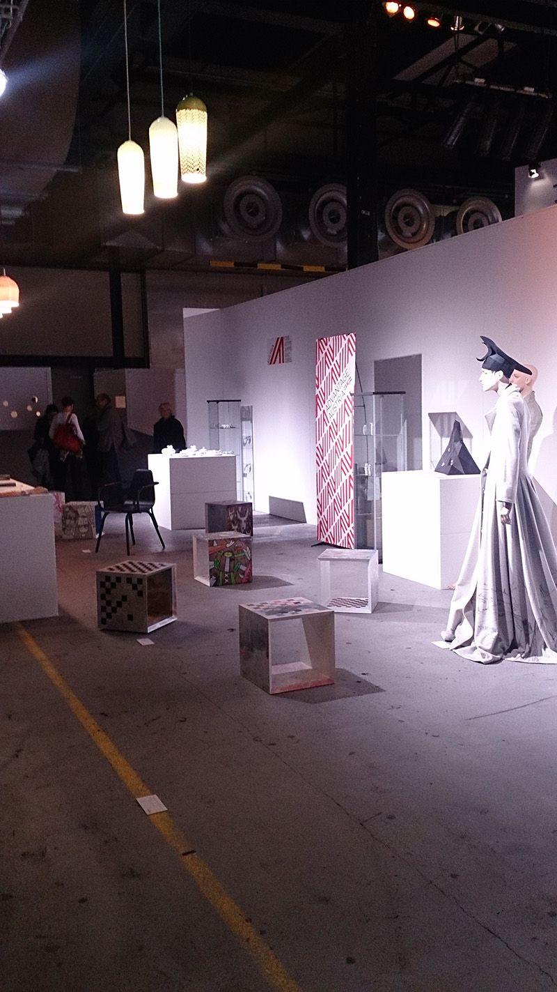 Klokgebouw exhibition