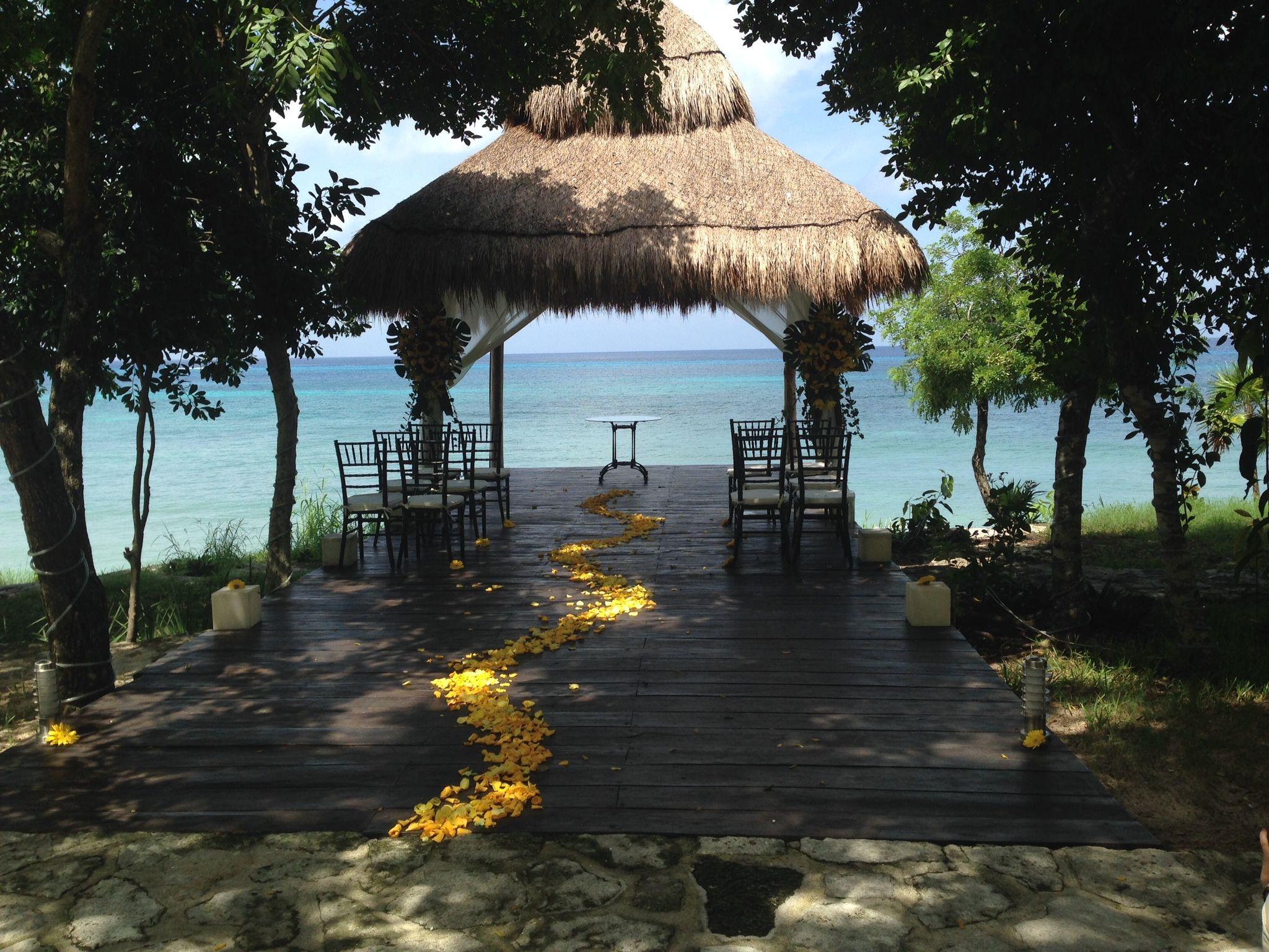Mexico Beach Wedding! Beach Wedding Mexico http//www