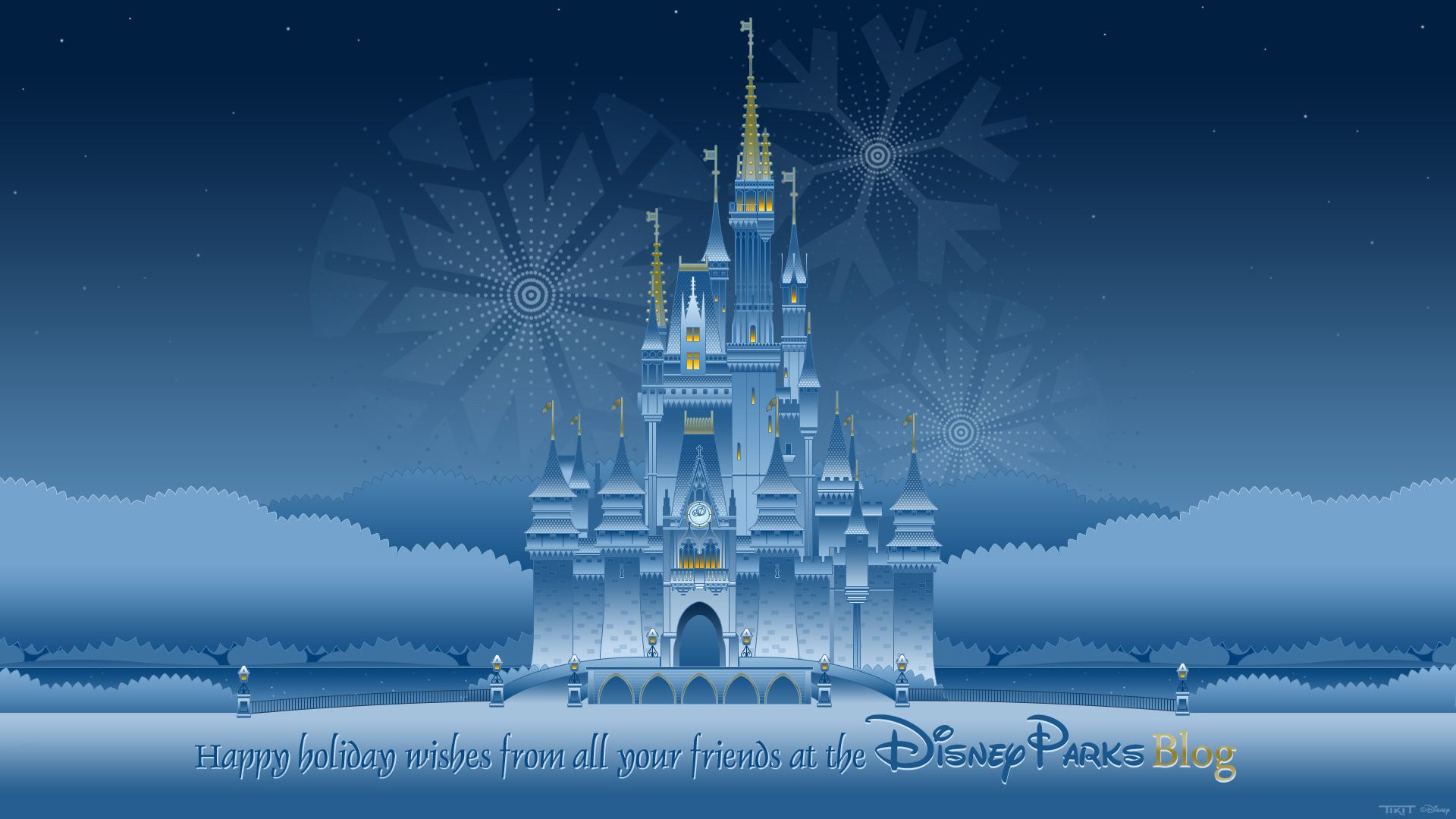 Top 11 Disney Parks Blog Holiday Wallpapers With Images Disney