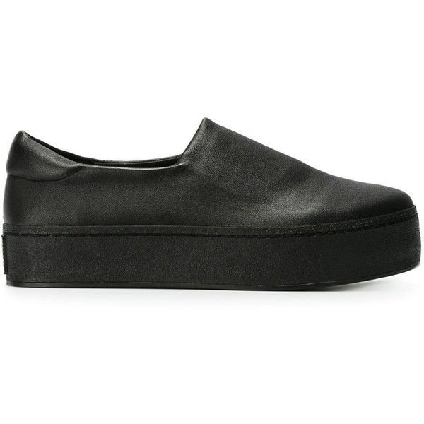 bbb0251bc1bb Opening Ceremony platform slip-on sneakers (8 910 UAH) ❤ liked on Polyvore