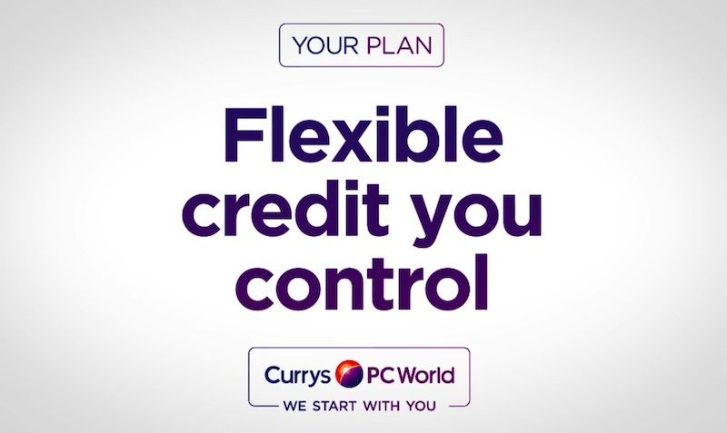 Interest Free Credit Promotion At Currys Pc World Free Credit