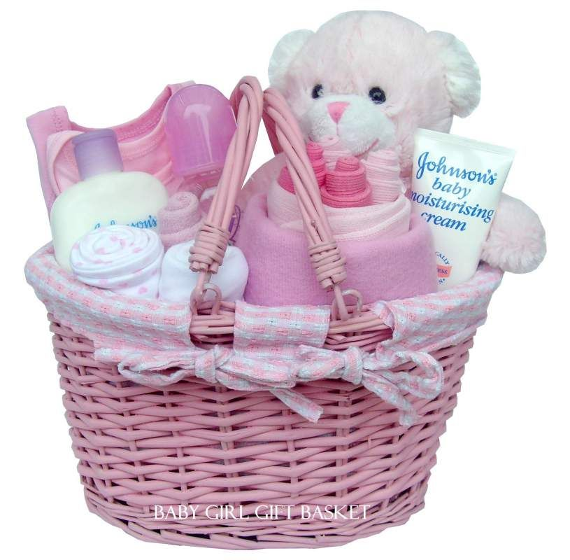 Baby Girl Gift Hamper — Buy Baby Girl Gift Hamper, Price 45 GBP ...