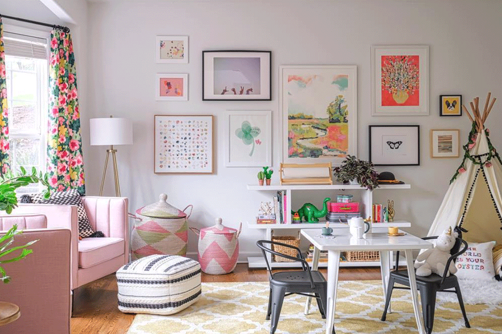 Nursery Design Trends Advice From Celebrity Designer: The Year Of The Playroom—30 Inspiring Playrooms