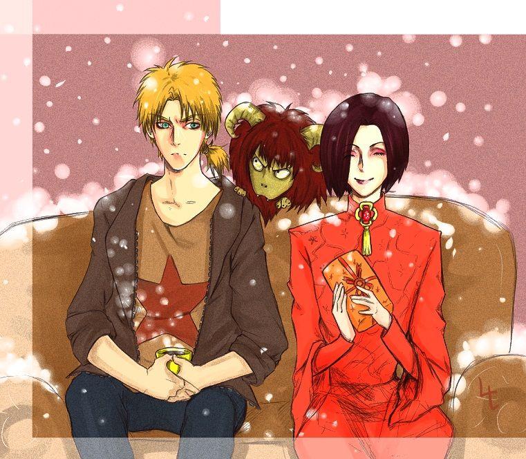 Liolit Pet Shop Of Horrors Leon Orcot Count D Aristocrat Anime Pet Shop Anime Images