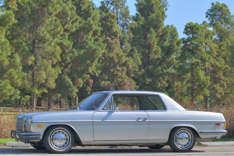 1972 Mercedes 250C (OG - Los Angeles) (mit Bildern)