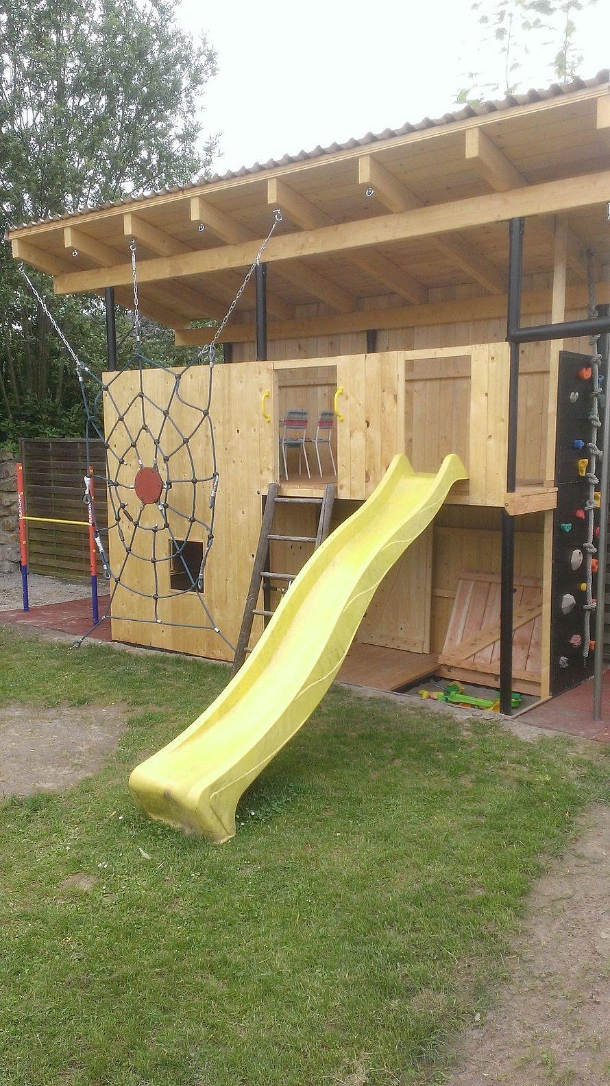 toom Kreativwerkstatt Spielhaus für meine Tochter