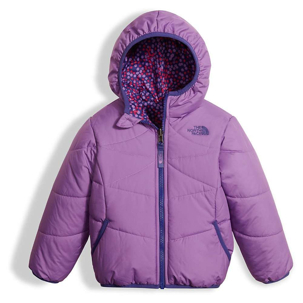 8f123ee0f The North Face Toddler Girls' Reversible Perrito Jacket - 5T ...